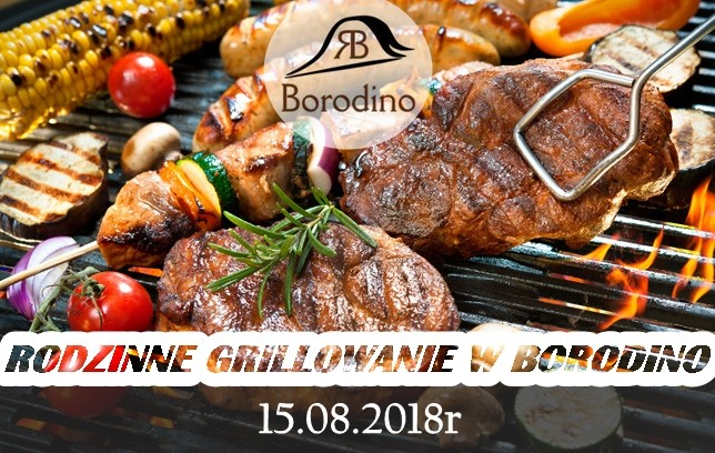 Read more about the article Rodzinne Grillowanie 15.08.2018r