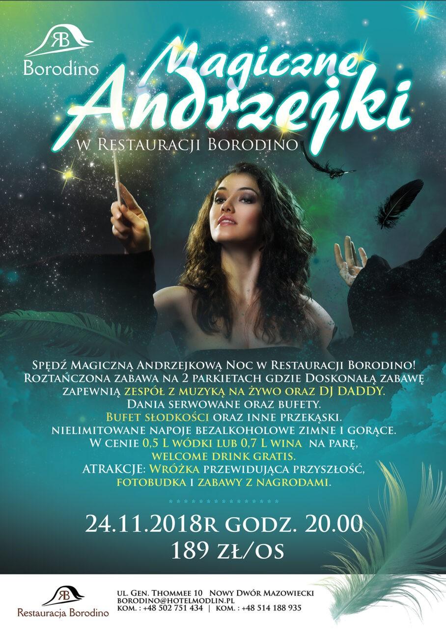 Bal Andrzejkowy 2018