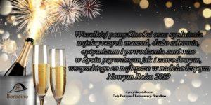 Sylwester i Nowy Rok!