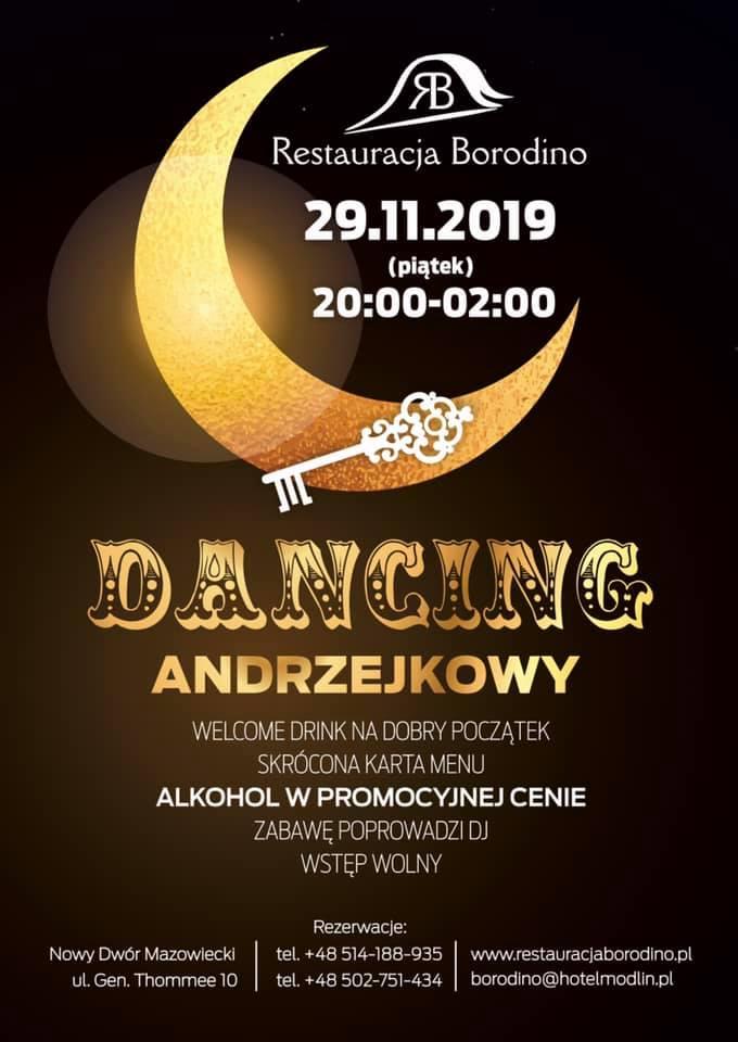 Dancing Andrzejkowy – 29.11.2019